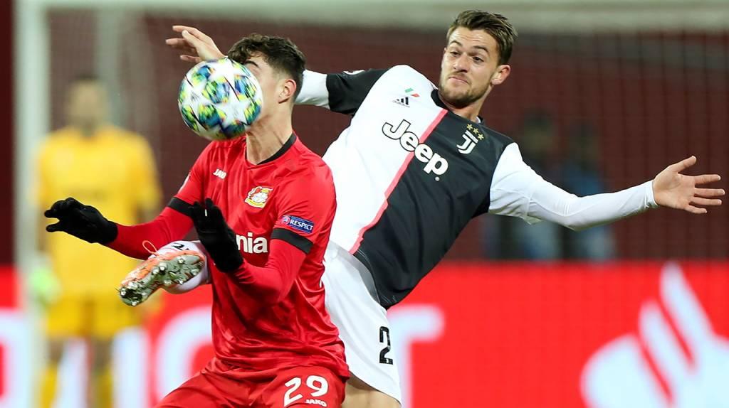 Jugadores de Juventus superan al Covid-19