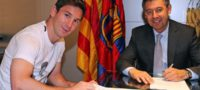 Contrato millonario del Barcelona