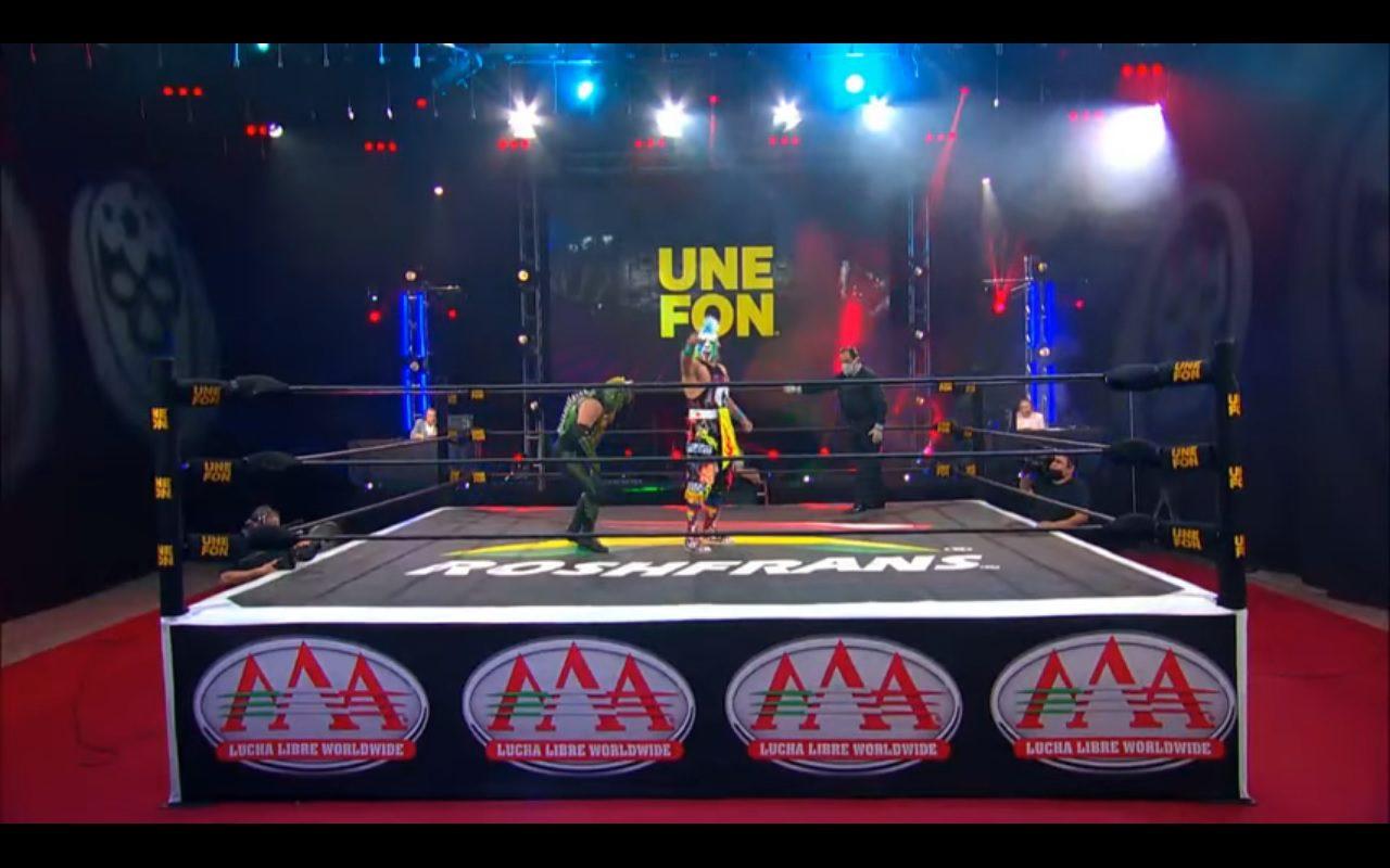 Triple AAA da lucha en línea