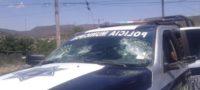 Agresión a policías de Saltillo