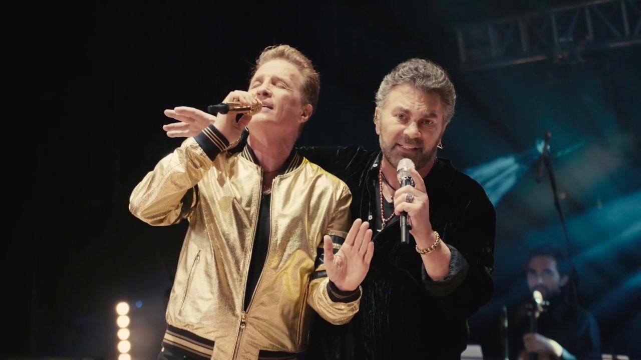 Así fue el concierto de Manuel Mijares y Emmanuel.