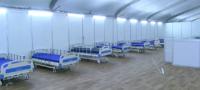 Hospital móvil en Torreón