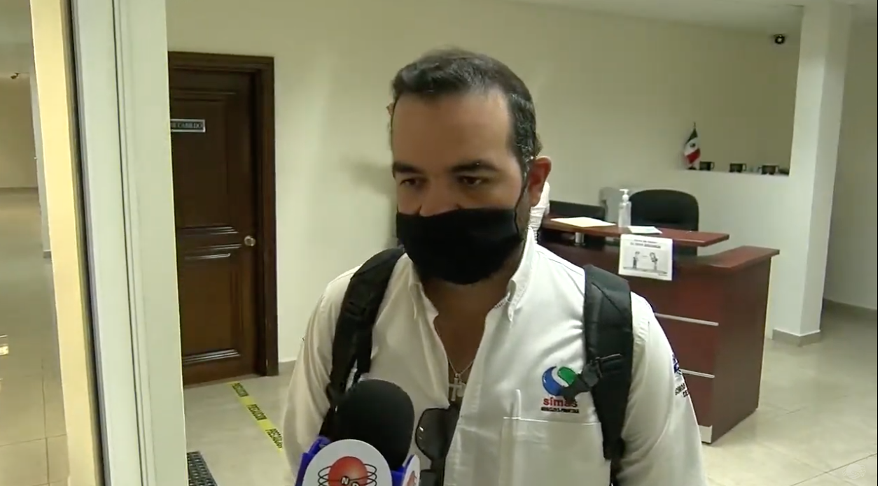Eduardo Campos, gerente de SIMAS Monclova-frontera