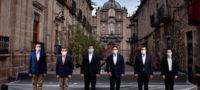 AMLO acepta reunirse con gobernadores de la Alianza Federalista en San Luis Potosí
