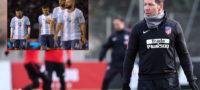 Sueña con dirigir a la Selección de Argentina