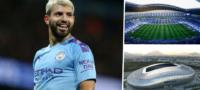 Sergio 'Kun' Agüero elogia a estadio BBVA Bancomer