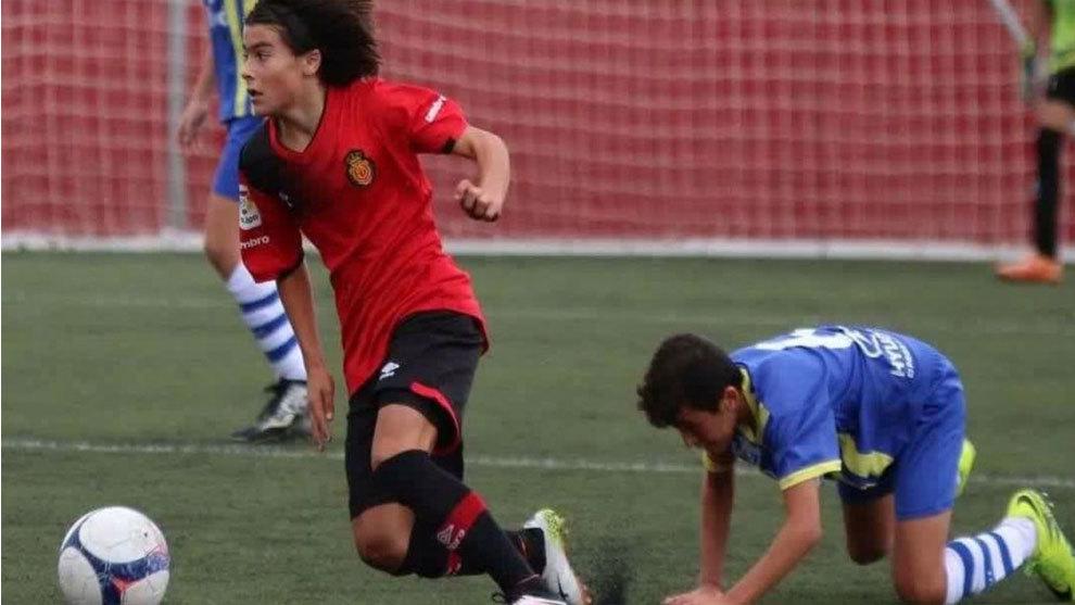 Nacido en Durango, Luka es hijo de Diego Romero, un argentino que jugó con Alacranes
