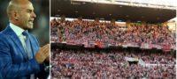 No habrá gente en estadios