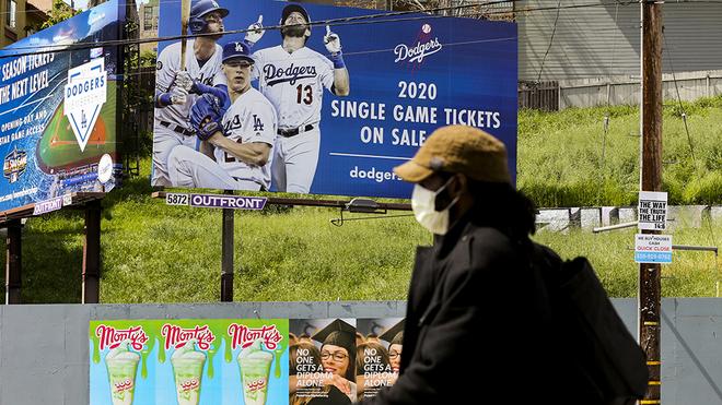 La MLB manda un protocolo a sus equipos ante la pandemia.