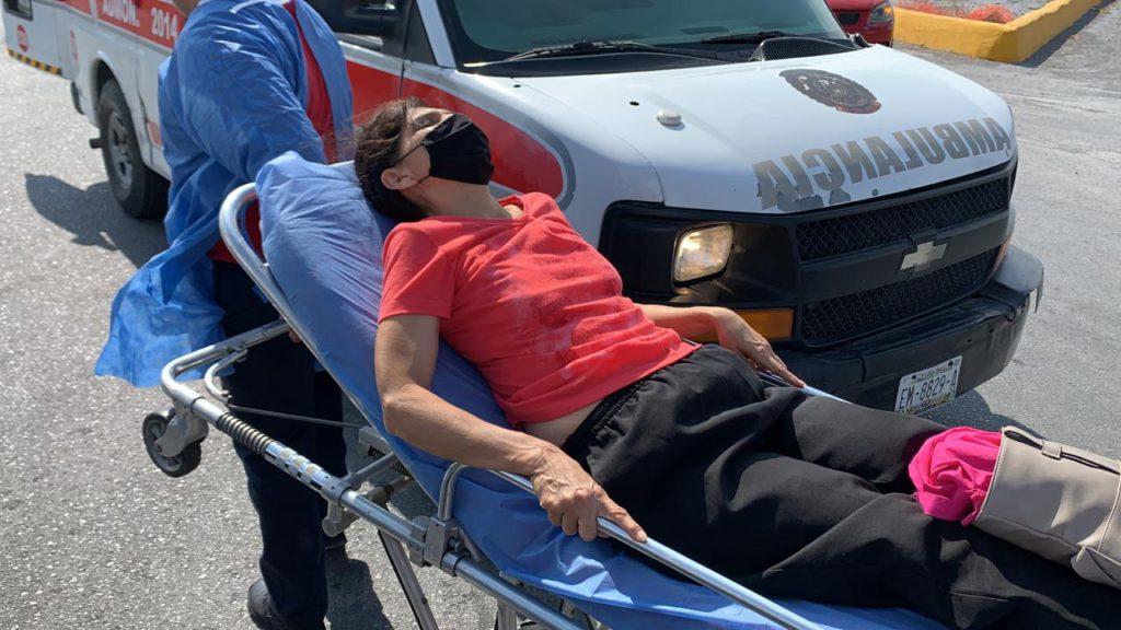 Muere mujer en fatal accidente y varios lesionados.