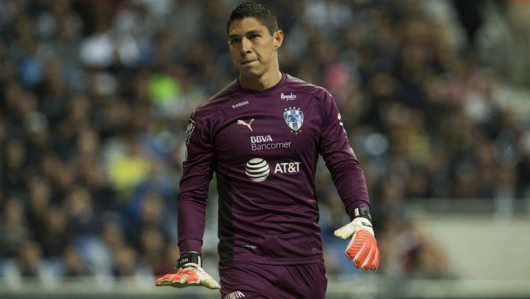Rayados de Monterrey anunció que Hugo González vuelve a ser su portero
