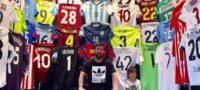 La colección de playeras de Messi, también de la Liga MX