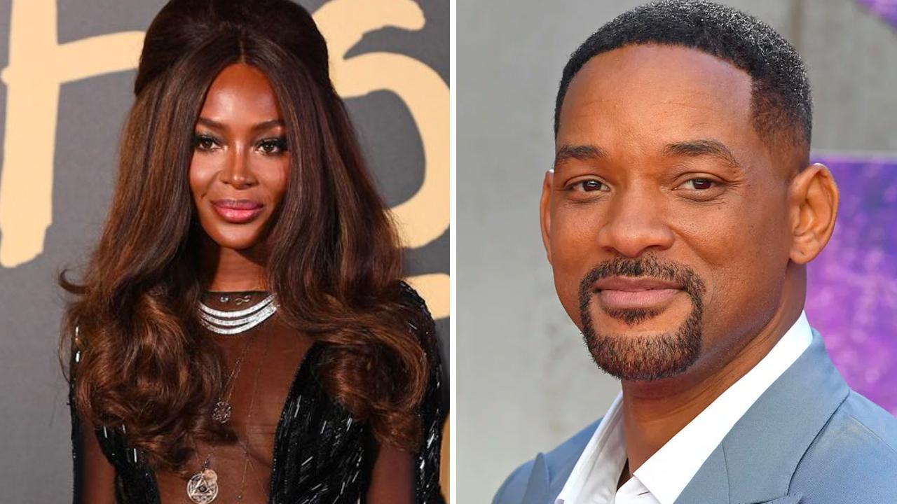 Anonymous vincula a Will Smith y Naomi Campbell en red de trata de personas.