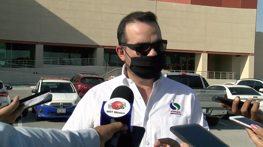 Eduardo Campos Villarreal, gerente del SIMAS Monclova-Frontera.