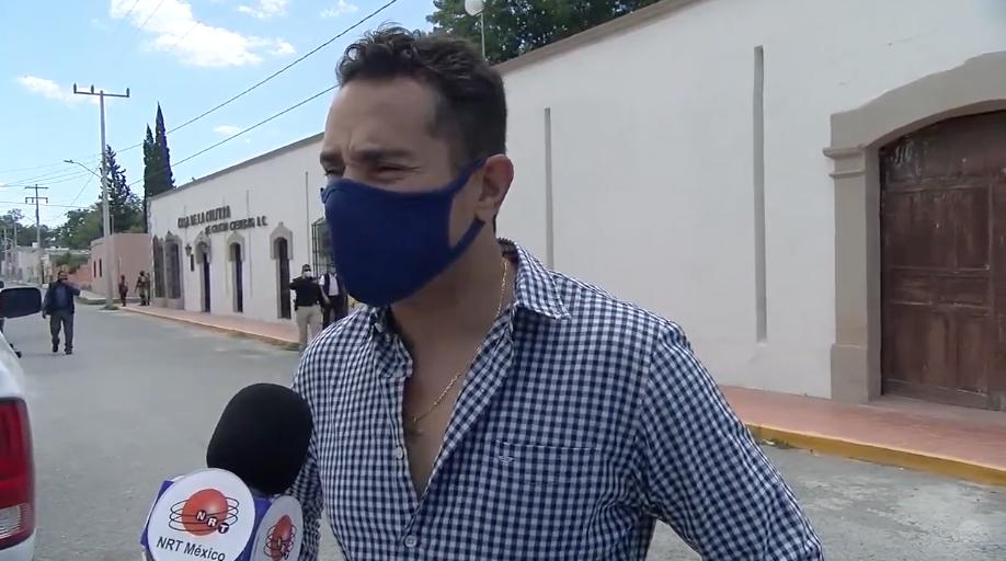 Antonio Cantú Vázquez, comerciante en Cuatro Ciénegas.