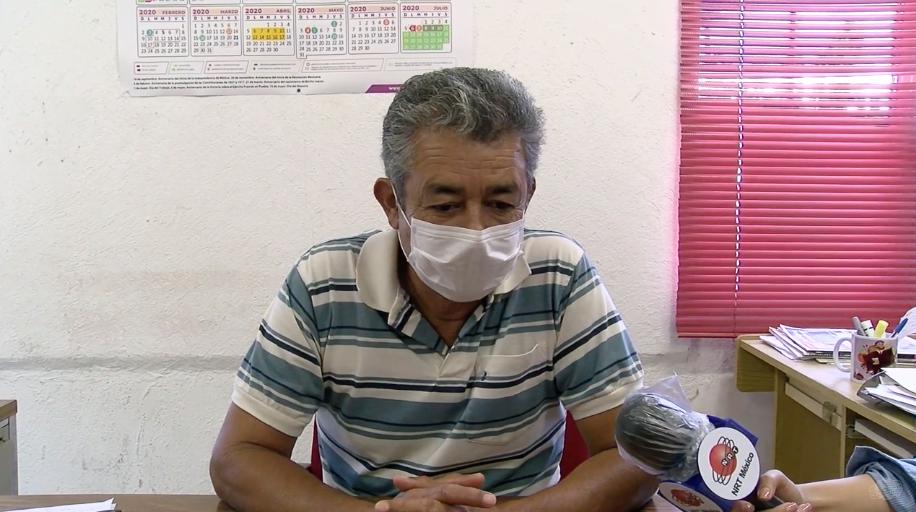 Félix Alejandro Rodríguez, coordinador de Servicios Educativos.
