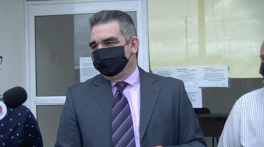 Carlos Villarreal, titular de defensoría de oficio