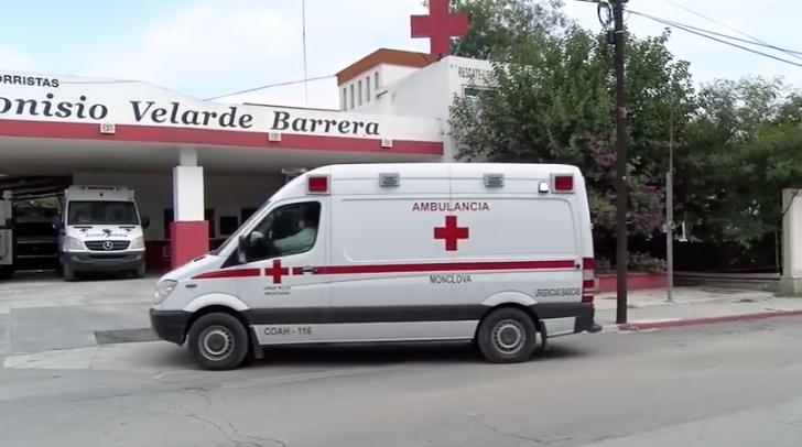 Llega nuevo equipo médico a la Cruz Roja.