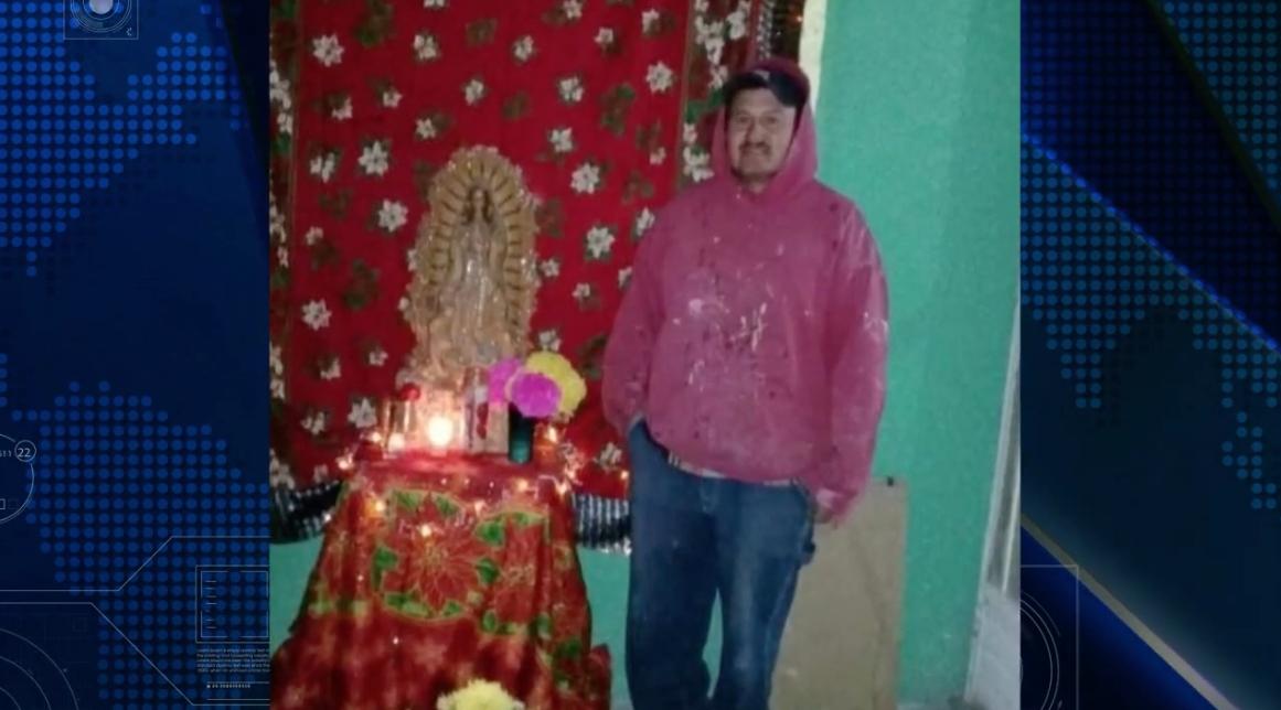 Lorenzo Mercado Álvarez se encuentra desaparecido