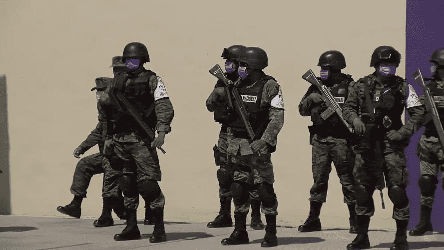 Instala Castaños base de la Guardia Nacional