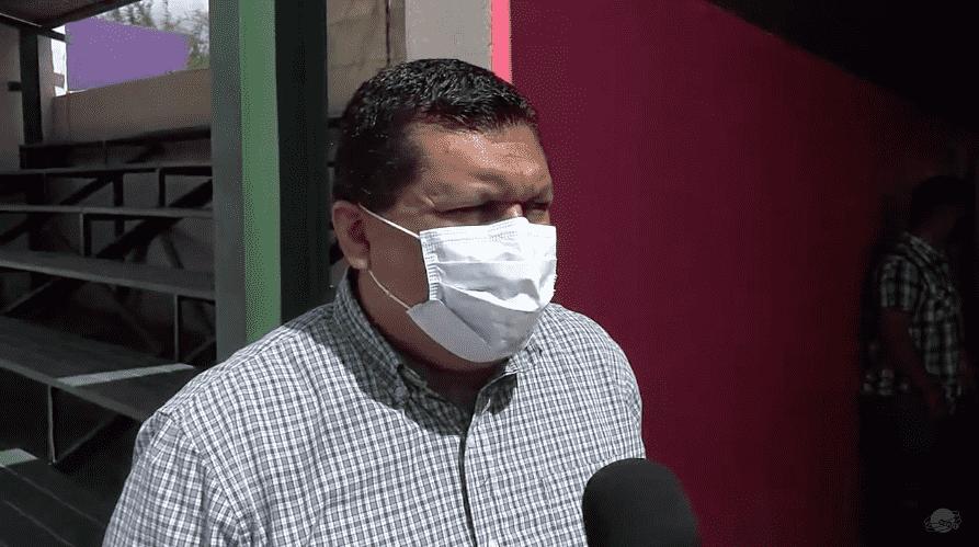Rodrigo Chaires Zamora, delegado de la FGE