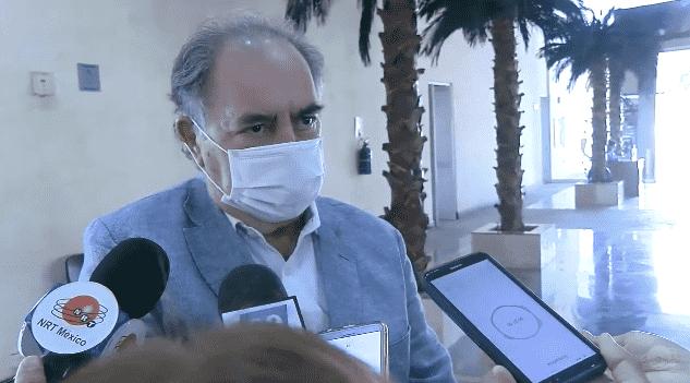 Faustino Aguilar, titular de la Jurisdicción Sanitaria 04