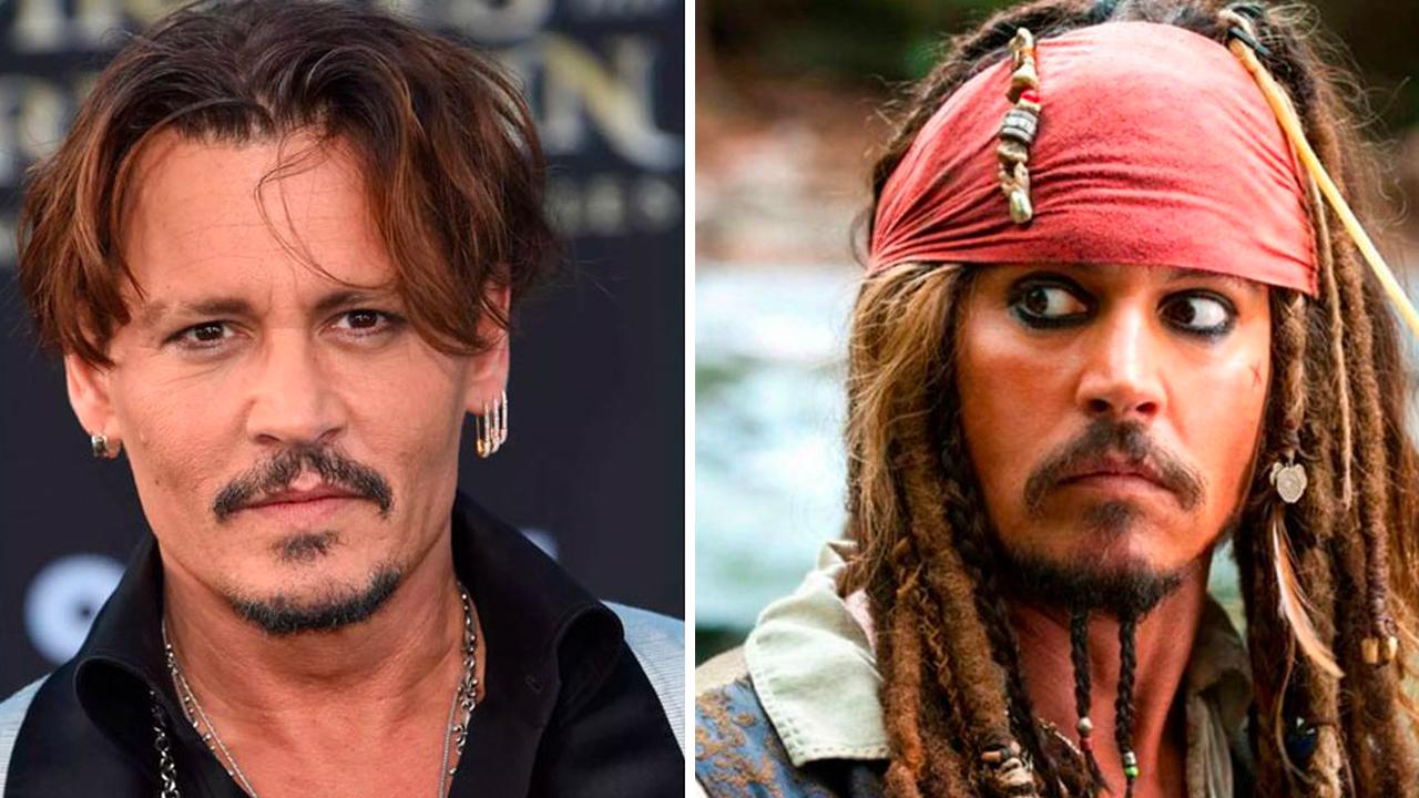 Johnny Depp se disfraza como Jack Sparrow y sorprende a fans.