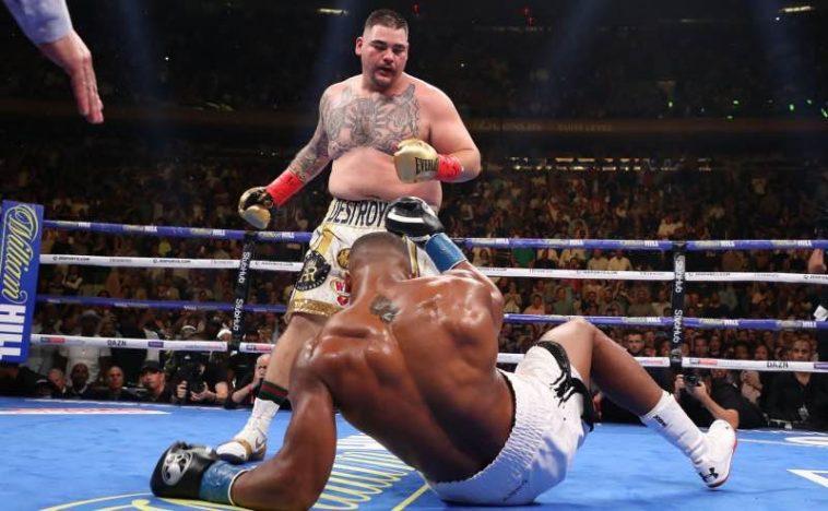 Andy Ruiz no solo ha impactado al mundo del boxeo por su aguerrido estilo