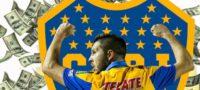 André-Pierre Gignac jugará en Boca Juniors
