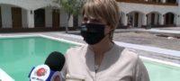 Yolanda Cantú Moncada, alcaldesa de Cuatro Ciénegas