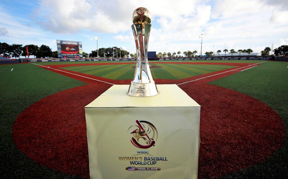 La edición IX de la Copa Mundial de Béisbol Femenino llega a México