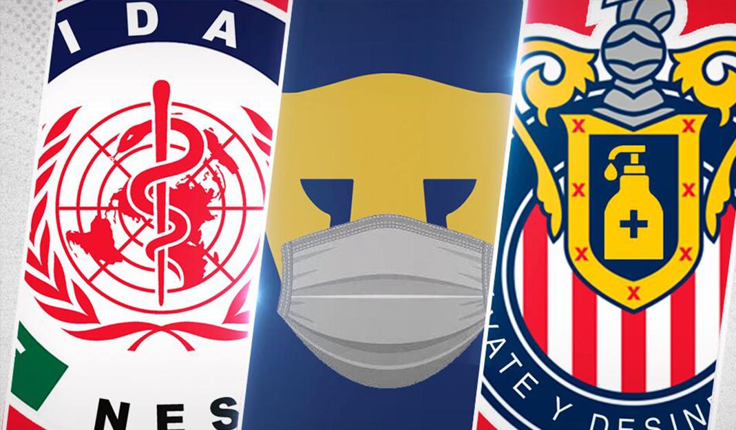 La Liga MX le rinde homenaje a todo el personal médico