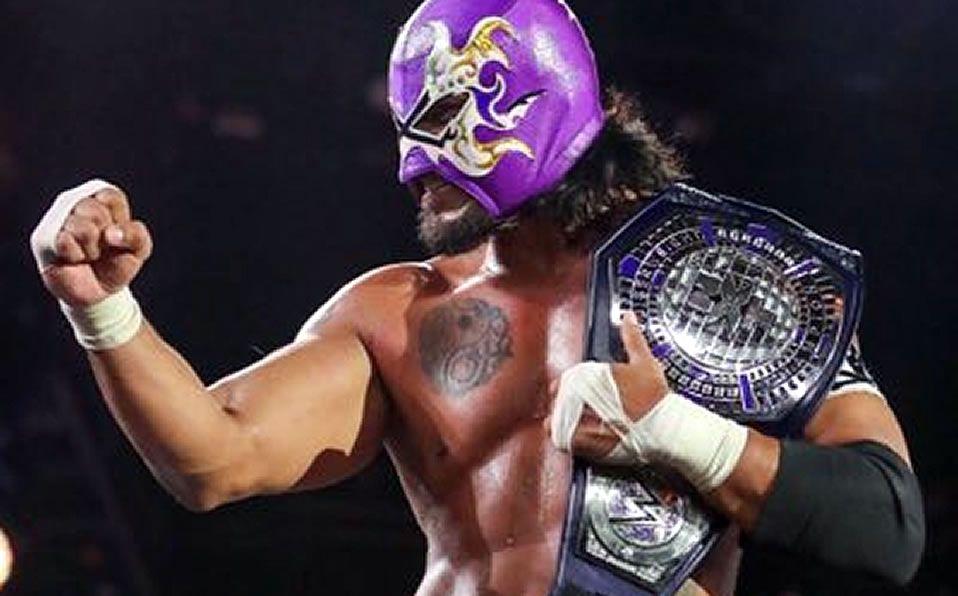 El Hijo del Fantasma derrotó a Drew Maverick en la Final del torneo por el título en NXT.