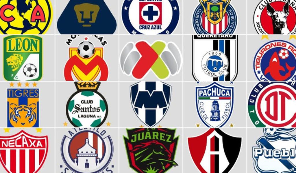Los escudos de la Liga MX rinden homenaje al personal médico