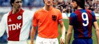 Johan Cruyff, la leyenda que entendió el fútbol como pocos