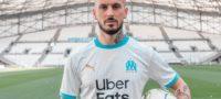 Así luce Darío Benedetto con el jersey del Marsella.