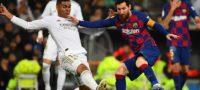 Real Madrid gana y le quita el primer lugar al Barcelona