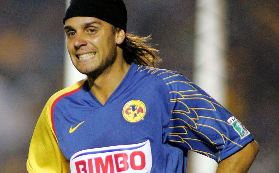 Richard Núñez estuvo por espacio de nueve meses en el América.