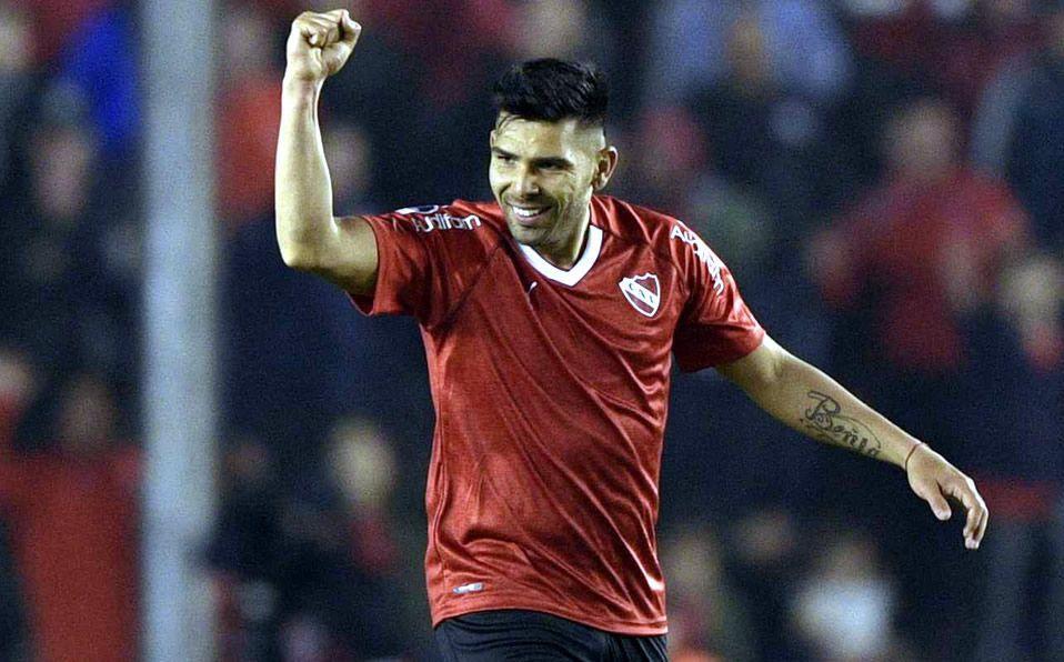 Silvio Romero terminó la Superliga Argentina como uno de los máximos goleadores(