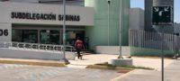 Instalaciones del IMSS en Nueva Rosita