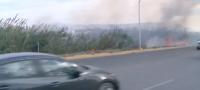 Registran incendios en Frontera.