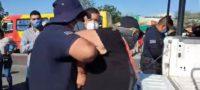 Cuatro mujeres detenidas