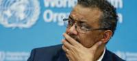 Llora director de la OMS al ver la falta de unidad para combatir la pandemia