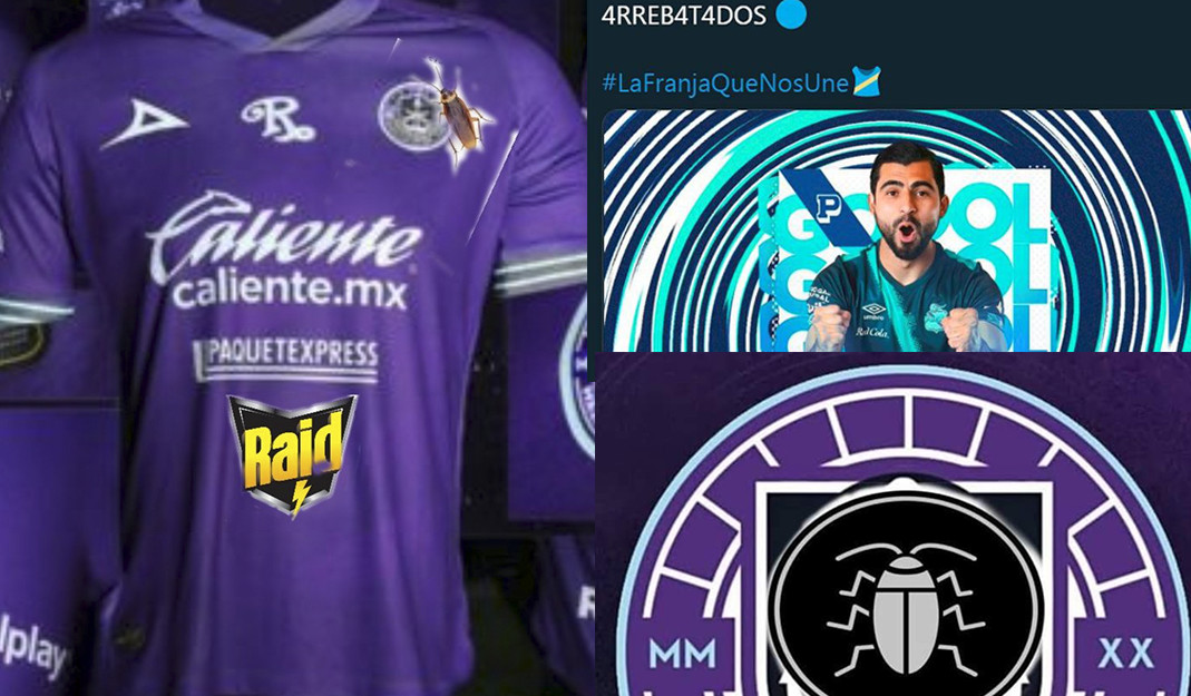 Puebla golea a Mazatlán en su debut y el trolleo se descontrola