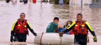 En riesgo 2.7 millones de coahuilenses por la tormenta Hanna; Protección Civil prevé inundaciones y deslaves en varios municipios.