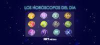 Horóscopo del día de hoy