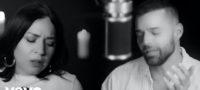 Ricky Martin revela videoclip junto a Carla Morrison.