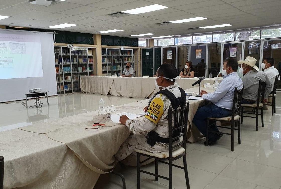 Subcomité Técnico Covid-19 en la Región Carbonífera en Sesión número 18