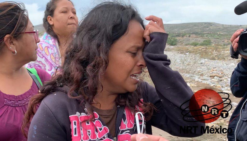 """""""Hanna"""", arrebata la vida a una madre y su pequeña en Arteaga"""