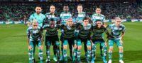 Cuatro nuevos casos positivos se registraron en el club Santos Laguna.
